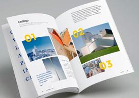 Gráfica de Catálogos de Qualidade