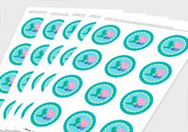 Gráfica de Etiquetas Adesivas