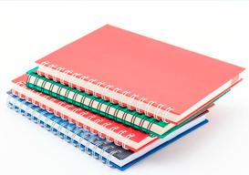 Impressão de Cadernos Personalizados